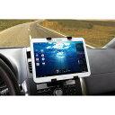 【簡単装着】【送料無料】ipow CDスロット取付型 iPad タブレット 車載ホルダー 車載スタンド タブレットスタンド iPad 車載ホルダー ZenPad Microsoft Surface iPad air Nexus iPad mini など 7〜11インチのタブレット対応可
