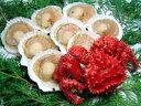 プリップリの身の花咲ガニと殻つきホタテの美味しいセット!【送料無料】プリンとした身がたま...