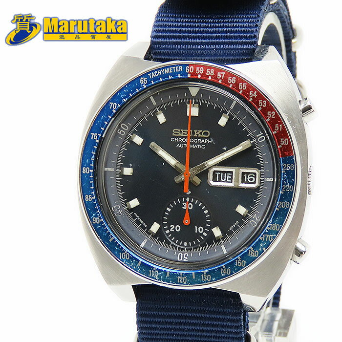 腕時計, メンズ腕時計  SEIKO SS 6139-6002 Cal.6139B 1970 NATO