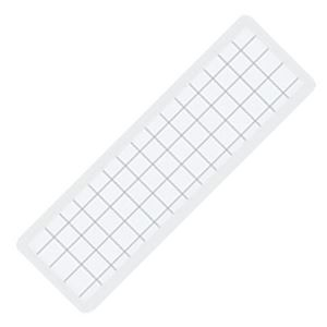 (まとめ) コクヨ マグネット見出し 19×75×1.2mm 白 マク-402W 1個 【×40セット】 送料込!