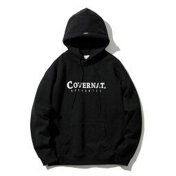 カバーナット(COVERNAT) CO2000HD02 オーセンティックフードトレーナー(パーカー)/ブラック S 送料無料!