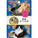 (まとめ)懐石レトルト 厳選まぐろ白身 魚介だしスープ 40g【×72セット】【ペット用品・猫用フード】 送料込!