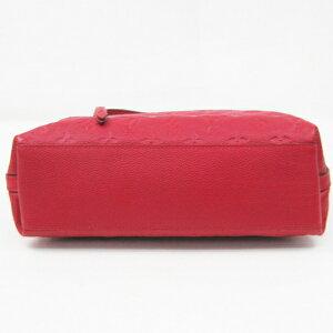 148662【送料無料】【中古】【LOUISVUITTON】【ルイ・ヴィトン】バスティーユPMモノグラム・アンプラントラインスリーズM41169louisvuitton赤2wayハンドバッグトートバッグ