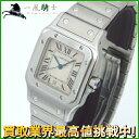 146643【中古】【CARTIER】【カルティエ】サントス ガルべLM W20060D6 SS シ ...