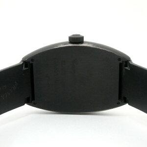 149730【送料無料】【中古】【FRANCKMULLER】【フランクミュラー】カサブランカ8880CDTNRSS×PVD加工×ラバーブラック(黒)文字盤自動巻FranckMuller箱保付メンズ時計