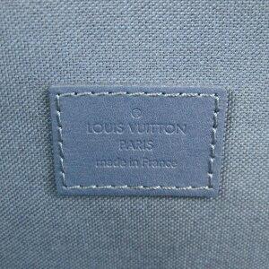 148788【送料無料】【新品同様】【LOUISVUITTON】【ルイ・ヴィトン】ミカエルダミエ・アンフィニラインネプテューヌN41353ブルー青リュックサックリュック・サックショルダーバッグ