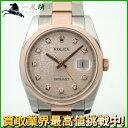 158910【中古】【ROLEX】【ロレックス】デイトジャスト 116201G Z番