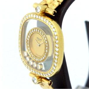 185175【中古】【ショパール】【CHOPARD】ハッピーダイヤモンド20/4959