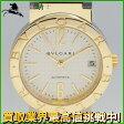 183033【送料無料】【中古】【BVLGARI】【ブルガリ】ブルガリブルガリ BB33SG K18YG×SS アイボリー文字盤 自動巻きbvlgari コンビ メンズ時計