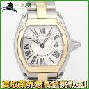 178076【中古】Cartier】【カルティエ】ロードスターSM W62026Y4 シルバー文字盤 ...