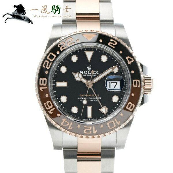 腕時計, メンズ腕時計 379011ROLEXGMTII 126711CHNR