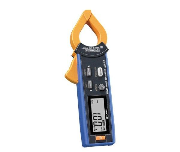日置電機CM4001ACクランプメータ(HIOKI)〈付属品〉携帯用ケース×1,ストラップ×1,取扱説明書×1,使用上の注意×1