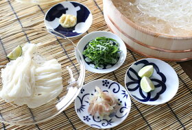 KIHARAキハラ小紋豆皿Mamezara吉祥紋様5種セット