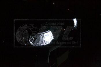 メール便送料無料【SAMSUNG製LED使用】T10/T16LED純白光ポジションウェッジ球2個1セット超純白サムスン製アルミヒートシンク構造LEDバルブ12V専用ホワイトLEDポジション/LEDバックランプ/T10T16