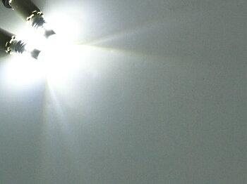遂に登場ショートver.メール便送料無料【CREE製50WLED最強クラスの輝度】T10/T16LEDポジションウェッジ球2個1セット超高輝度CREELEDバルブ50W12V/24V兼用ホワイトLEDポジション/LEDバックランプ/T10T16安心取り付けショートVER.