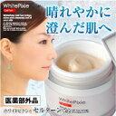 お肌の糖化と闘う新・薬用美白ケアジェルクリーム誕生!薬用ホワイトピクシィ セルターン