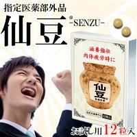 仙豆(せんず)12粒チアミンチアミン硝化物慢性疲労疲れをとる肉体疲労滋養強壮虚弱体質病中病後