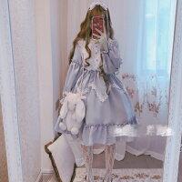 【IRIS】ロリータワンピースコスプレコスロリハロウイン可愛い姫様ゴシック
