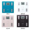体重計 デジタル 体重体組成計 安い おしゃれ HBF-21...