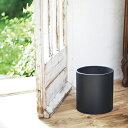 クーポン発行中 在庫限り ごみ箱 黒 インテリア ゴミ箱 ごみ箱 ダストボックス おしゃれ ギフト 新生活 ホテル 備品 会社 Supplement 863-406BK