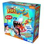 ゲーム・競争遊び おもちゃ 6歳 ギフト プレゼント 誕生日 ドキドキシャーク BOG-024 ビバリー アクションゲーム