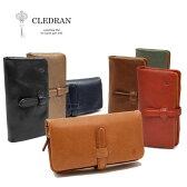 クレドラン [ CLEDRAN ] アドレ [ ADORE ] 長財布 レディース S-6219 本革 日本製