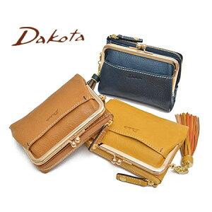 ダコタ[Dakota]アプローズがま口二つ折財布0035180