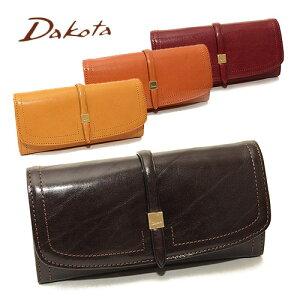ダコタ[Dakota]ラシエラウンドファスナー長財布レディース小銭入れ付き0035682