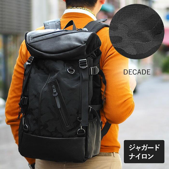 メンズバッグ, バックパック・リュック 1 DECADE DCD-00660