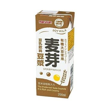 麦芽豆ジャン 200ml×12個セット マルサン