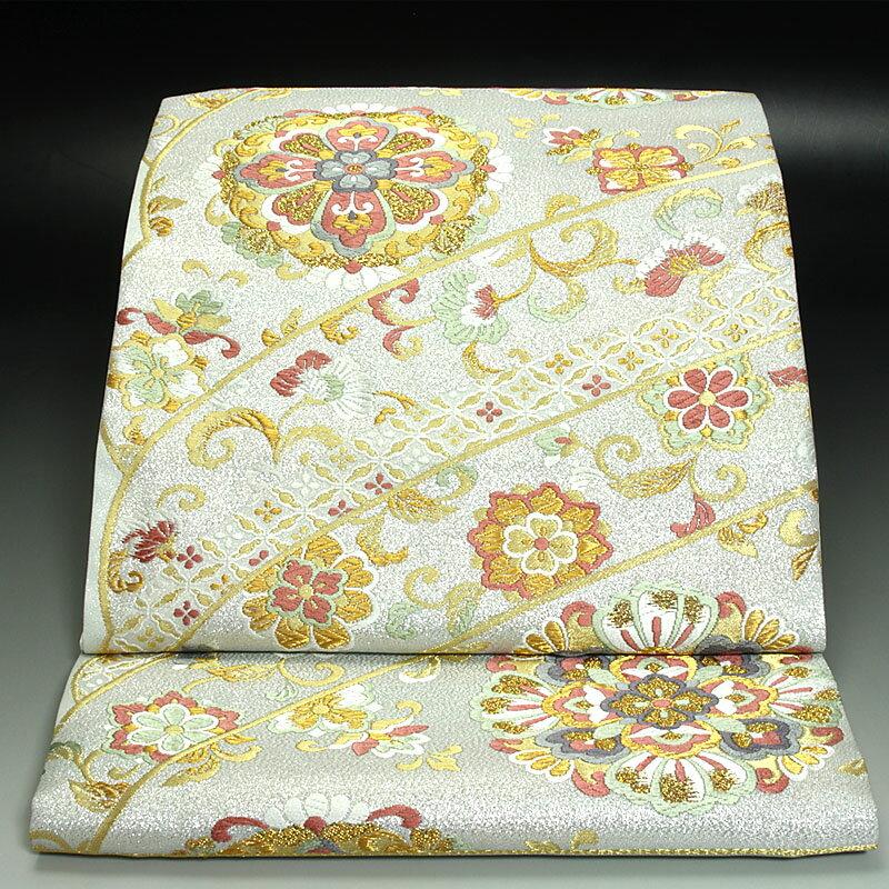 西陣加島織物袋帯 華綾ごろも:色無地着物専門 みやこさかえ