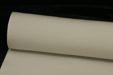色無地夏用 皇室献上絹 五本駒絽 重目 グレーベージュ
