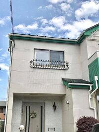 「かぼちゃ型のフラワーボックス1820」窓ロートアルミ2階外壁花台フラワーポット花置きおしゃれブルーティアラ転落防止アルミ製軽い錆びない