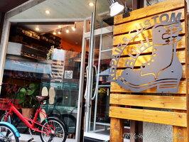 「看板サインプレーと」オーダーメイド製作アルミ製錆びない店舗パン屋さん美容院レストランペットショップマンションネイルサロンおしゃれ