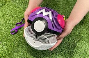 虫かごむしかごかわいい虫取り昆虫採集飼育ケースポケモンマスターボール