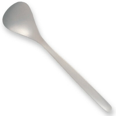【メール便OK】 柳宗理 ステンレスカトラリー #1250 アイスクリームスプーン [約15cm]