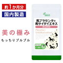【公式】馬プラセンタ+馬サイタイエキス 約1か月分 C-260 送料無料 リプサ Lipusa deal_20 サプリ サプリメント ヒアルロン酸