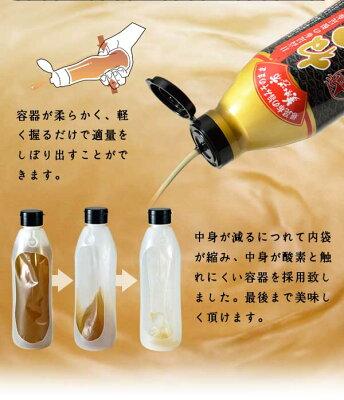 使いやすいボトル容器