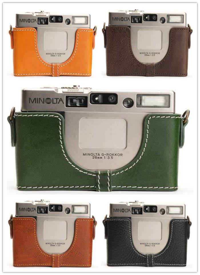 バッグ・ケース, コンパクトカメラ用カメラケース TP Original Minolta TC-1