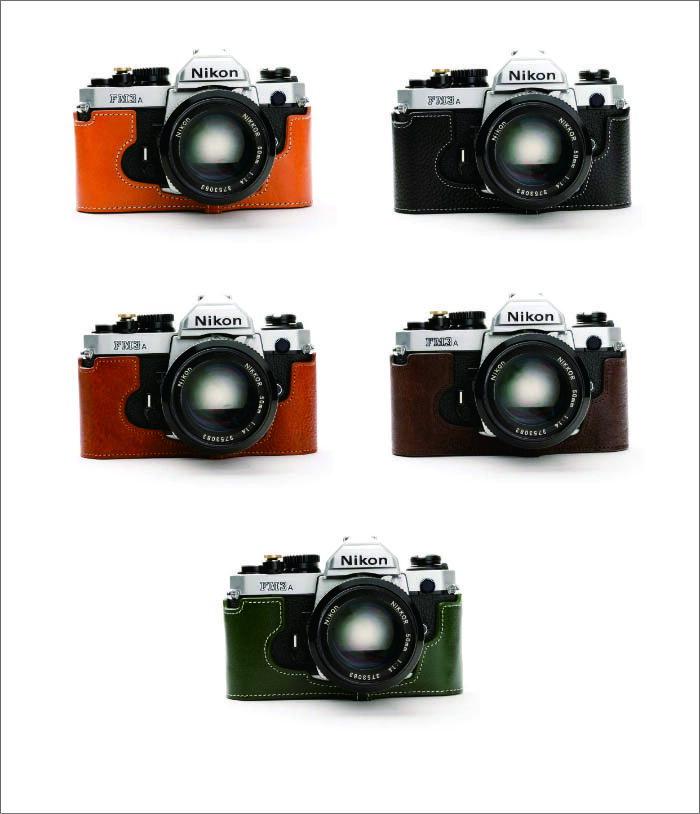 バッグ・ケース, コンパクトカメラ用カメラケース TP Original Nikon FM3A
