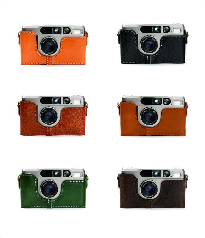 バッグ・ケース, コンパクトカメラ用カメラケース TP Original Contax T2