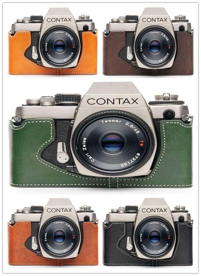 バッグ・ケース, コンパクトカメラ用カメラケース TP Original Contax S2