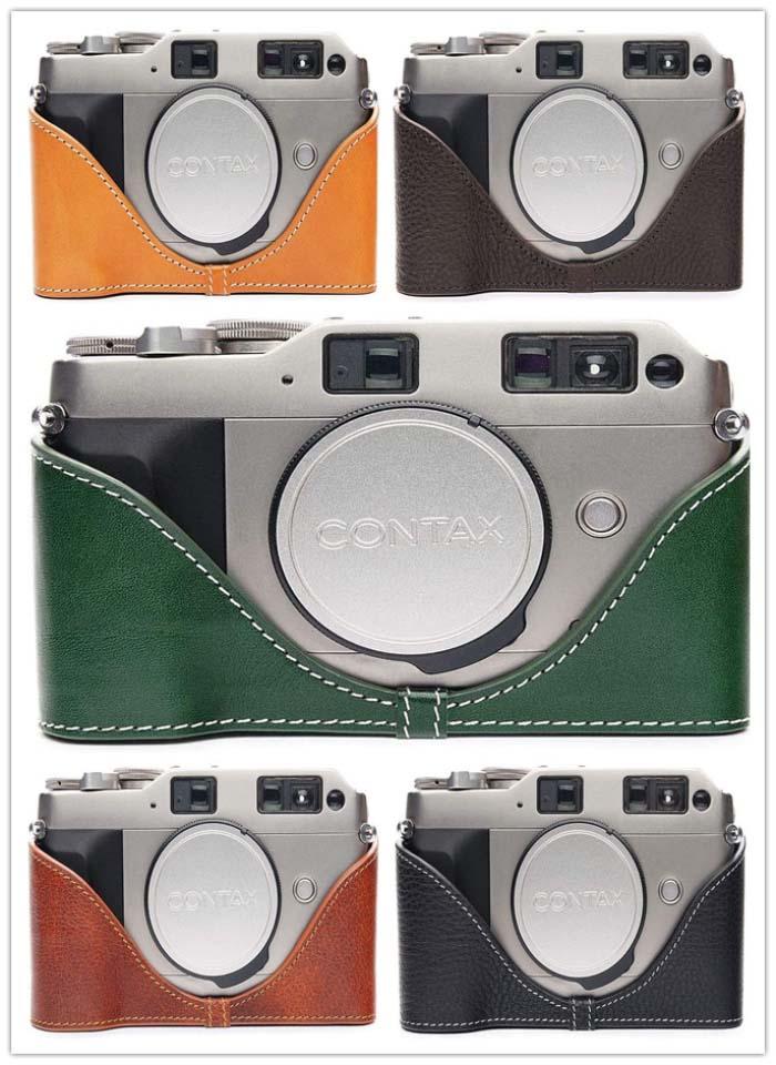 バッグ・ケース, コンパクトカメラ用カメラケース TP Original Contax G1