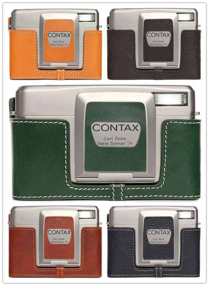 バッグ・ケース, コンパクトカメラ用カメラケース TP Original CONTAX TVS iii