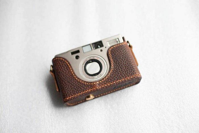 バッグ・ケース, コンパクトカメラ用カメラケース Funper Contax T3