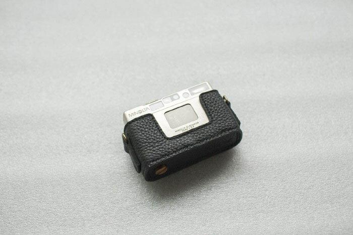 バッグ・ケース, コンパクトカメラ用カメラケース Funper MINOLTA TC-1