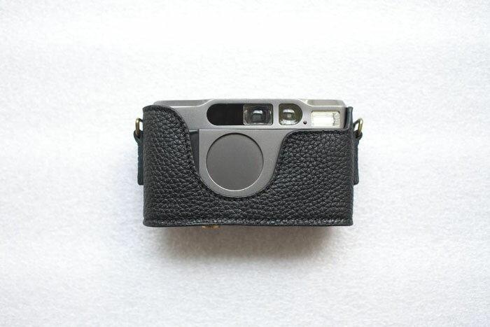 バッグ・ケース, コンパクトカメラ用カメラケース Funper Contax T2