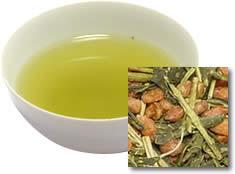 【丸中製茶】伊勢茶かりがね玄米茶 1kg(玄米茶/かりがね/業務用/お茶/日本茶)