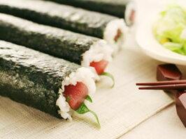 伊勢志摩発〜お寿司屋さんでは使えないけれども味は絶品!!寿司はね海苔30枚×4袋-【共同購入価格】【送料無料】