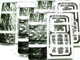 ワケ有り寿司海苔30枚×4袋